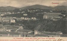 NP5964 - CATANZARO - VIA INDIPENDENZA VEDUTA DALLA CUPOLA VIAGGIATA 1902
