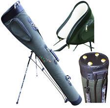 """GDK 50"""" Verde Tela & Pelle CASE fucile, pistola, Slip & Stand, Fondina PRO"""