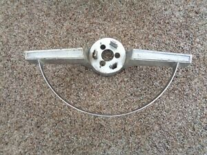 1965 1966 Chevrolet Bel Air Biscayne Caprice Impala Steering Wheel Horn Bar