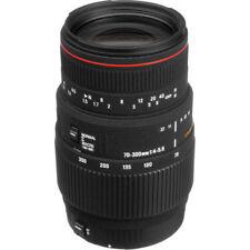 Canon EOS Telephoto Camera Lenses