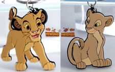 Lion King Vinyl Keyring Applause Simba Nala rare Disney Guard vintage