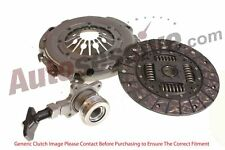 Peugeot 307 Break 1.6 Hdi 3 Piece Clutch Kit Replace Set 90 Bhp 04.05- Aut988