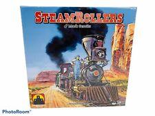🔥 SteamRollers • 2018 Stronghold Board Games • Gerrits & Beneteau • New Sealed