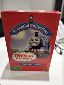 THOMAS & FRIENDS ESSENTIAL COLLECTION (G) DVD FIVE DISC COLLECTION PAL OZ SELLER