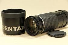 Pentax SMC P FA 645 300mm f/5.6 ED IF Lens w/hood For Pentax 645 #347