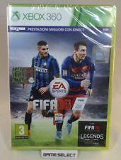 X360 FIFA 16 Electronic Artsgaranzia ITA