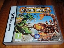 Combat of Giants: Mutant Insects for Nintendo DS,Lite,DSi & 3DS
