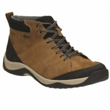 Clarks Leather Upper Waterproof Boots for Men