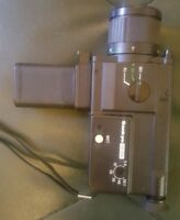 Retro Sankyo EM-20XL Movie Camera selling as is untested