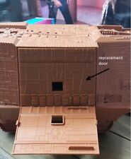 Star Wars Kenner 1979 Sandcrawler Replacement Side Door (Newly Created)