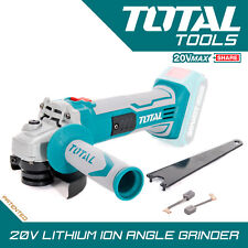Cordless Angle Grinder Soft Grip Lightweight, 20v LIthium ion Body Only
