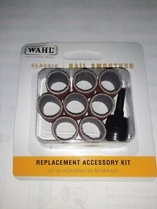 Wahl Classic Nail Smoother Replacement Accessory Kit