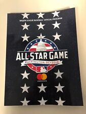 Program and Commemorative Tickets - 2018 MLB All-Star Game