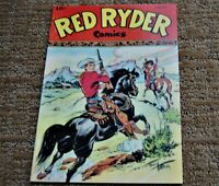 Daisy BB Gun Red Ryder Comic book. Reissue of 1947. Illustrated by Fred Harman.
