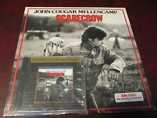 JOHN MELLENCAMP SCARECROW 180 GRAM SEALED LP+ MFSL 24 KARAT GOLD AUDIOPHILE CD
