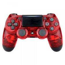 Glossy Transparent Ps4 PRO Custom UN-MODDED Controller Exclusive Design CUH-ZCT2