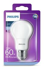 Philips LED Cool daylight 60W/6500K 6 Pack