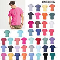 Comfort Colors Adult Heavyweight Tee (1717) - Comfort Soft Cotton T-Shirt