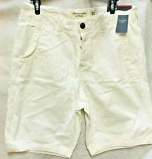 THE Abercrombie & Fitch NEW YORK CLASSIC FIT AT THE KNEE  ~  SIZE -  MENS 30   ~