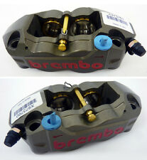 Brembo Racing 108mm Front Radial Brake Monobloc GP Calipers Titanium Pistons