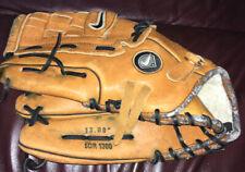"Nike  Leftie Diamond Ready Baseball Mitt 1300/13. 00"" leather"