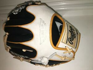 NEW Rawlings PROR204W-2B WING TIP RHT Heart of the Hide Baseball Glove 11.5""