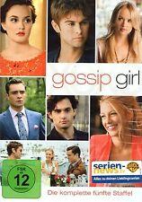 Gossip Girl - Staffel 5, 5 DVDs, NEU