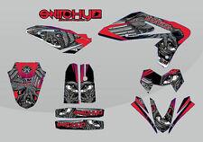 KIT ADESIVI GRAFICHE MONSTER  per moto SM 610 2005 2006 2007 2008 2009 2010