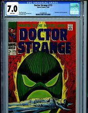 Doctor Strange  #173 CGC 7.0 1968 Amricons B11