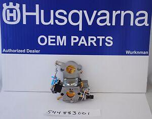 Husqvarna OEM 544883001 or 544227401 Carburetor for 455  460 461 Walbro WTEA 1