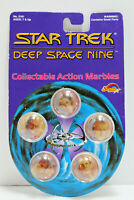 Star Trek Deep Space Nine: Collectable Action Marbles