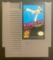 Kung Fu (Nintendo Entertainment System, 1985) Cartridge Only Great Label WORKS