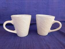 Pfaltzgraff Landen White MUG 1 of 7 available have more items (Trellis)