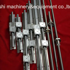 SBR16-300/1350/1350MM3 SETS LINEAR RAILS  + 3 SETS BALL SCREWS BALLSCREW RM1605