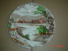Alfred Meakin 9 3/4 Inch Plate TINTERN