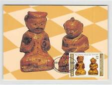 S. TOME MK SCHACH CHESS SCACCHI MAXIMUMKARTE CARTE MAXIMUM CARD MC CM /m261