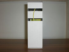 Schrumpfschlauch Minibox 3,2mm grün/gelb (2:1) -  10m - NEU