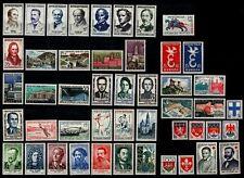 L'ANNÉE 1958 complète, Neufs ** = Cote 64 € / Lot Timbres France