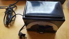 Franz Electric Metronome Works Model Lm-4 Vintage Bakelite Case