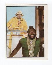 figurina THE A-TEAM PANINI 1983 numero 174