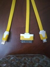 USB Cable For iPhone5 6 7 8Plus X Lightning Charger fast free shipping USA