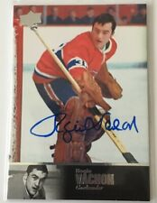 Ultimate Legends Auto Rogie Vachon  Montreal Canadiens