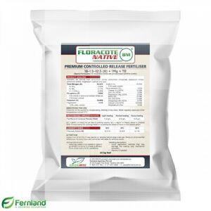 FloraCote Native 8 Month Controlled Release Fertiliser 10kg