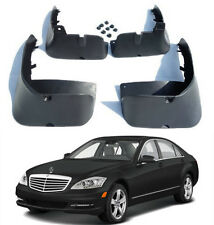 OEM Splash Guards Mud Guards Mud Flaps For 2008-2013 Mercedes Benz S Class W221