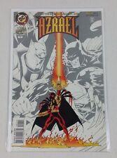 Azrael #1 (1995) Dc Comics Batman! Barry Kitson Art! Denny O'Neil!