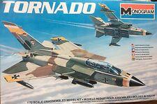Monogram Tornado 1:72 Plastic Aircraft Model Kit #5426