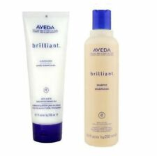 Aveda Brilliant Shampoo 8.5fl.oz & Conditioner 6.7fl.oz SET