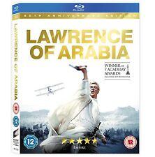Lawrence of Arabia - 50th Anniversary Edition (Blu-ray, 2 Discs, Region Free)
