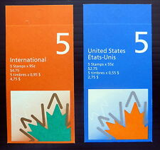 CANADA 1998 Booklets SB229, 30 Cat £25 NEW LOWER PRICE FP7716