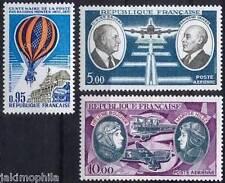 Poste Aérienne PA n° 45 à 47 ** de 1971 et 1972  NEUFS - LUXE